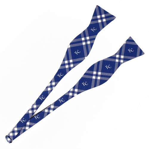 Kansas City Royals Self Tie Bow Tie Rhodes