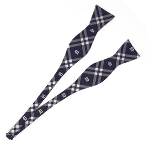 Detroit Tigers Self Tie Bow Tie Rhodes