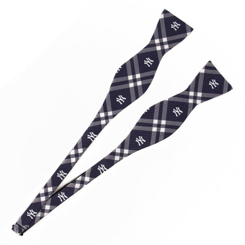 New York Yankees Self Tie Bow Tie Rhodes