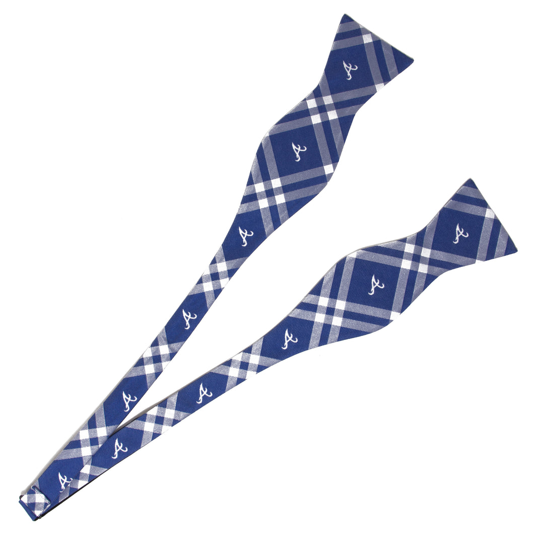 Atlanta Braves Self Tie Bow Tie Rhodes