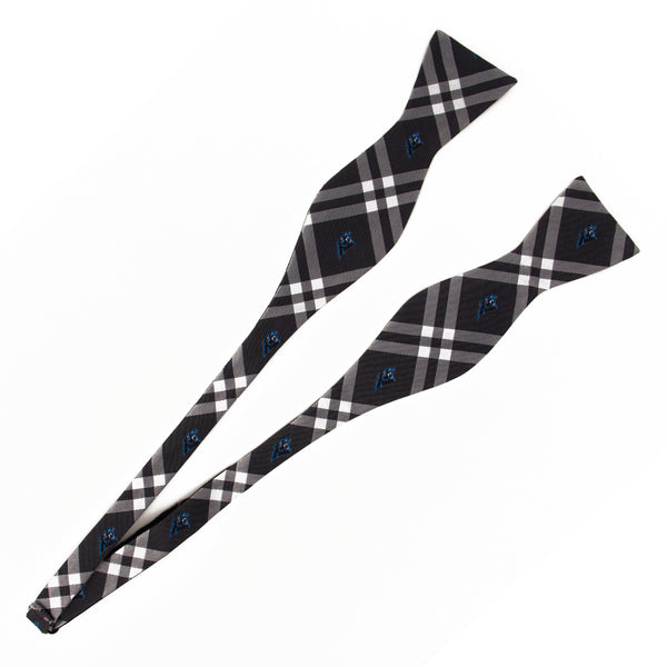 Carolina Panthers Self Tie Bow Tie Rhodes