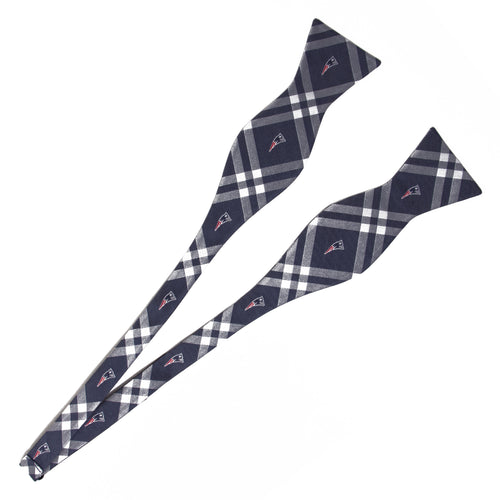 New England Patriots Self Tie Bow Tie Rhodes