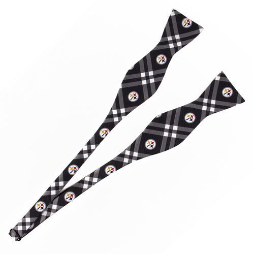 Pittsburgh Steelers Self Tie Bow Tie