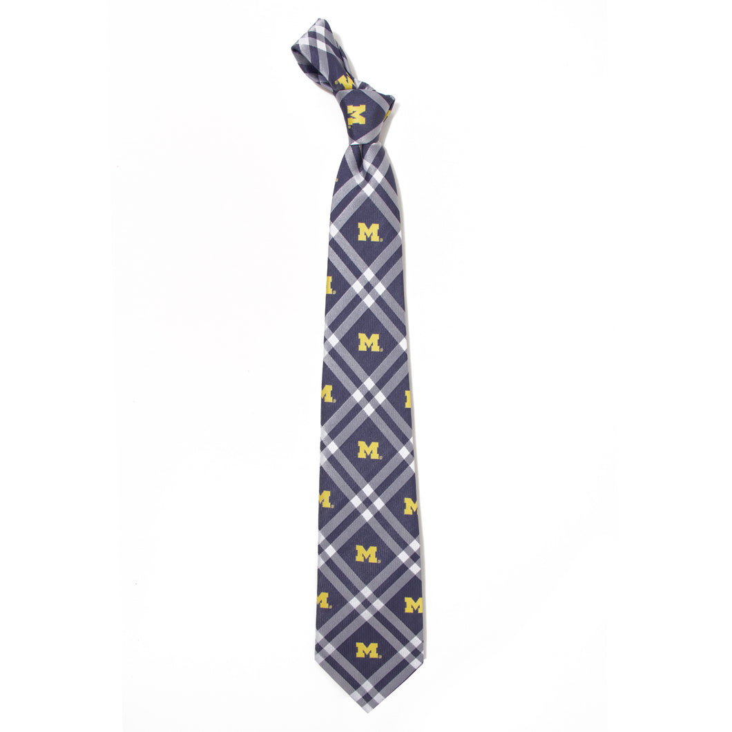 Michigan Wolverines Tie Rhodes