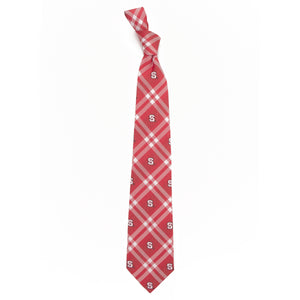 NC State Wolfpack Tie Rhodes