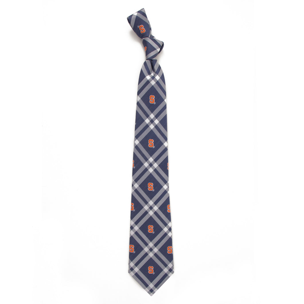 Syracuse Orange Tie Rhodes