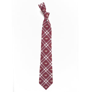 Virginia Tech Hokies Tie Rhodes