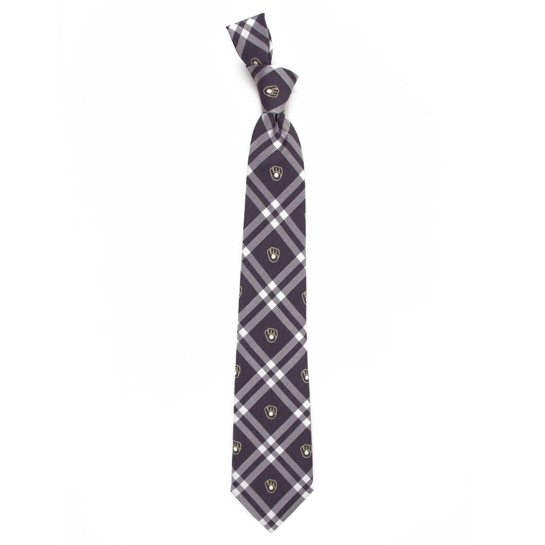 Milwaukee Brewers Tie Rhodes