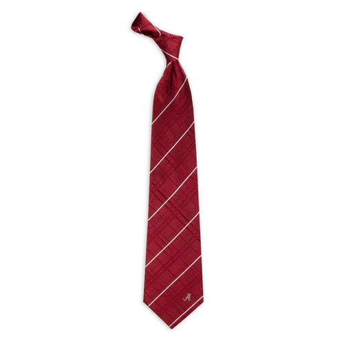 Alabama Crimson Tide Tie Oxford Woven