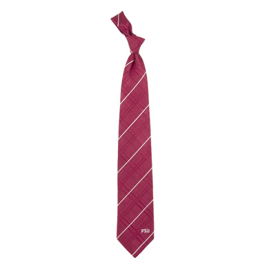 Florida State Seminoles Tie Oxford Woven