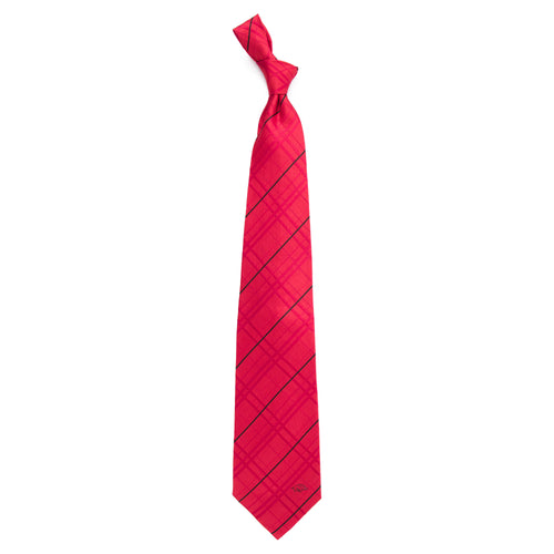 Arkansas Razorbacks Tie Oxford Woven