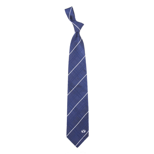 BYU Cougars Tie Oxford Woven