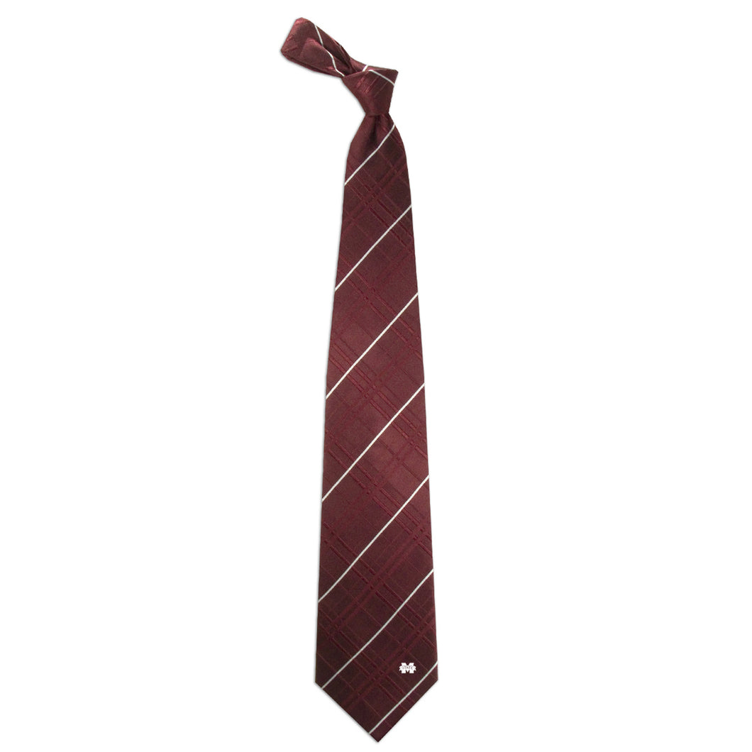 Mississippi State Bulldogs Tie Oxford Woven