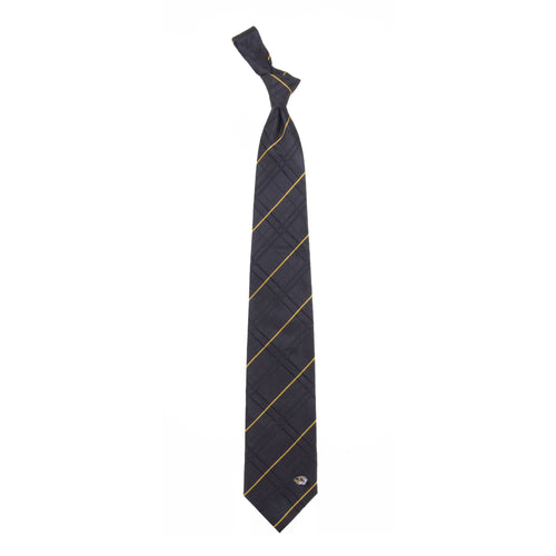 Missouri Tigers Tie Oxford Woven