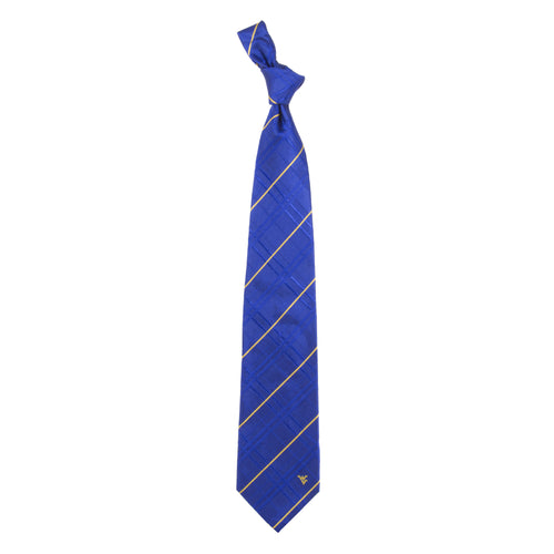 West Virginia Tie Oxford Woven