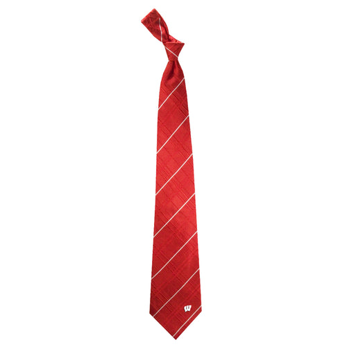 Wisconsin Tie Oxford Woven