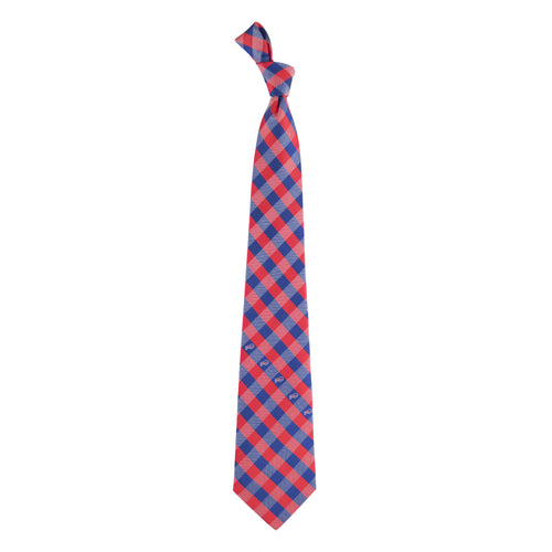 Buffalo Bills Tie Check