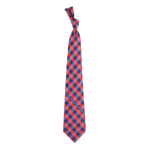 New England Patriots Tie Check