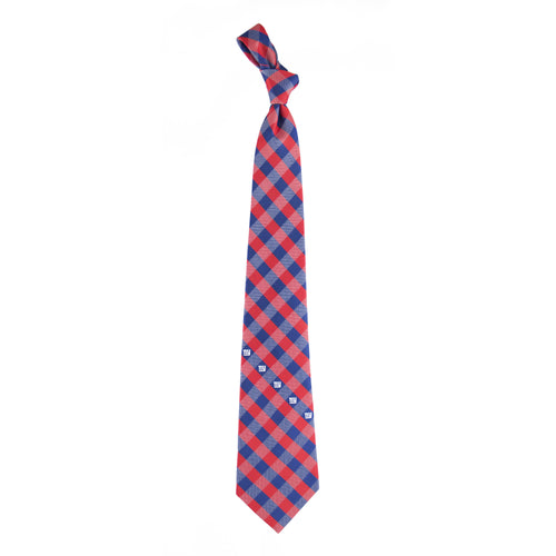 New York Giants Tie Check