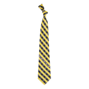 Pittsburgh Steelers Tie Check