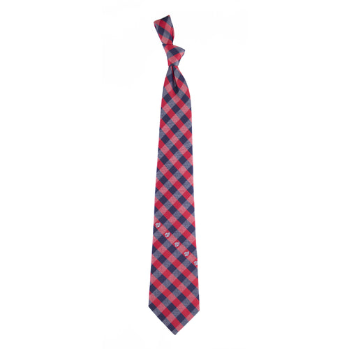Washington Nationals Tie Check