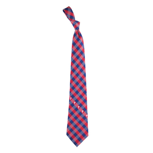 Philadelphia Phillies Tie Check