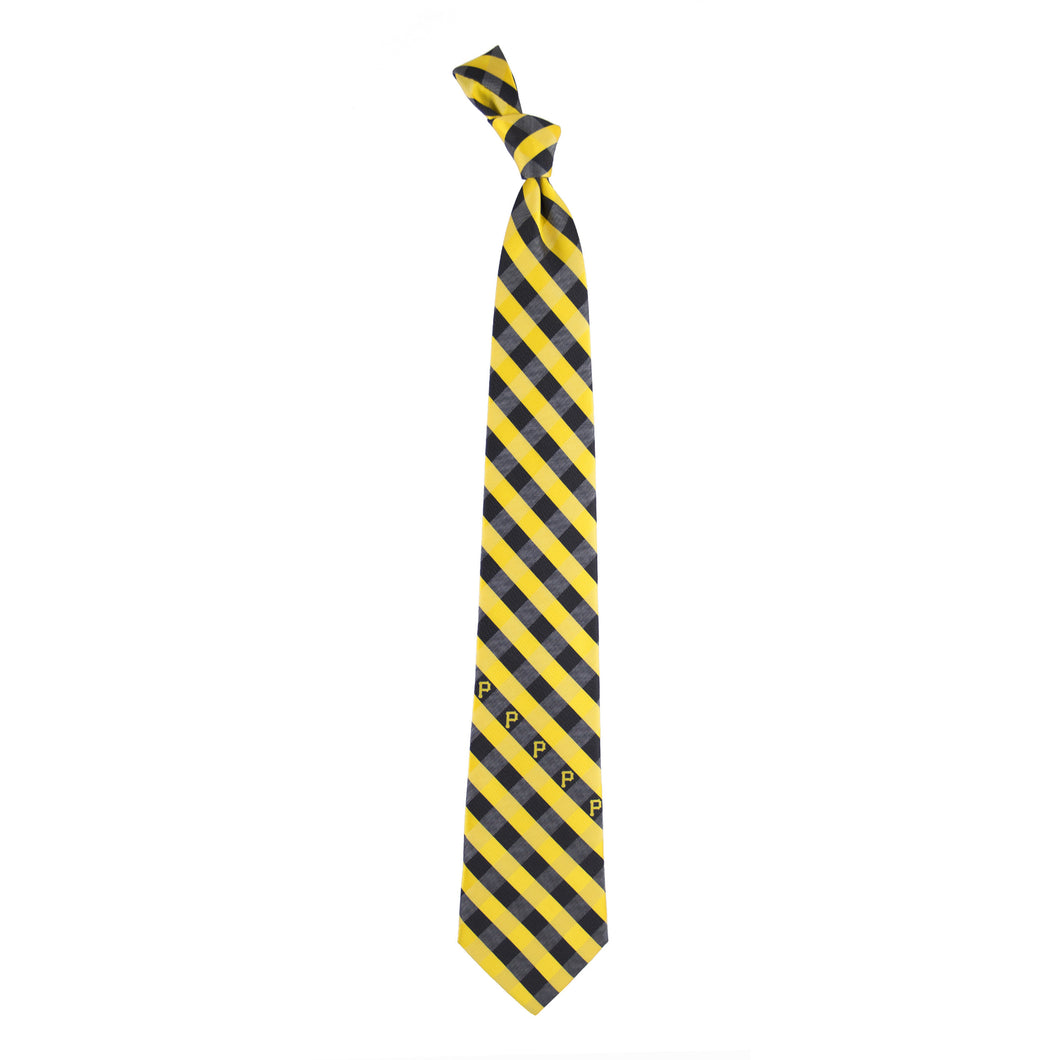 Pittsburgh Pirates Tie Check