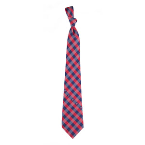Minnesota Twins Tie Check