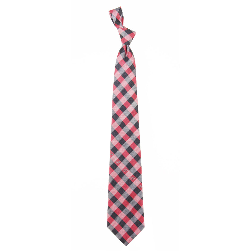 Arkansas Razorbacks Tie Check