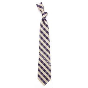 Georgia Tech Yellow Jackets Tie Check