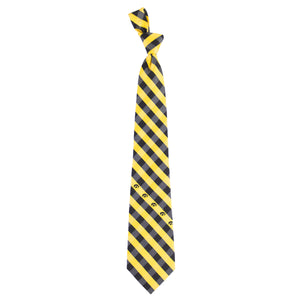 Iowa Hawkeyes Tie Check