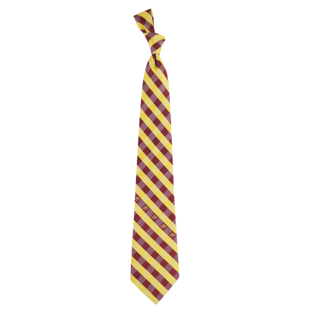 Iowa State Cyclones Tie Check