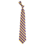 LSU Tigers Check Necktie