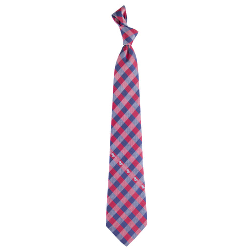 Ole Miss Rebels Tie Check