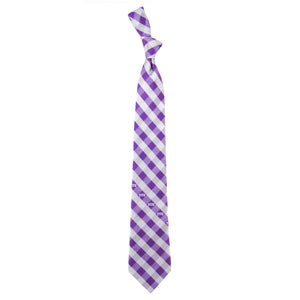 TCU Horned Frogs Tie Check