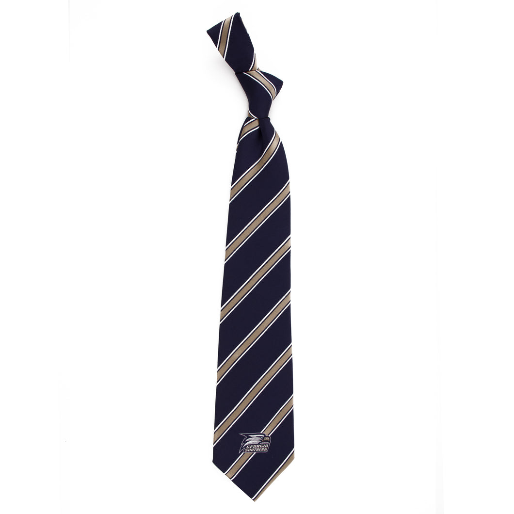 Georgia Southern Eagles Tie Woven Poly 1