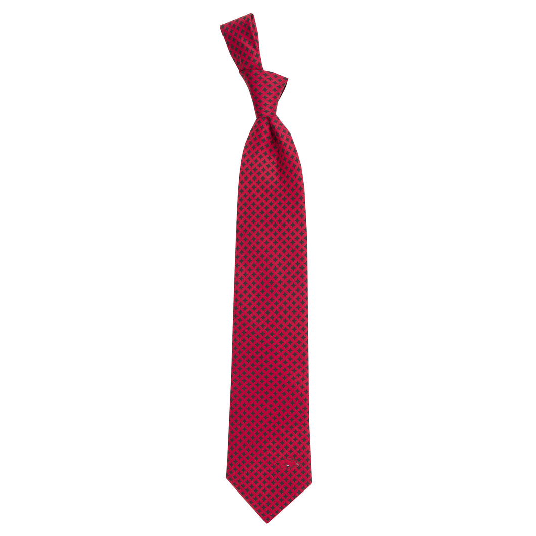 Arkansas Razorbacks Tie Diamante