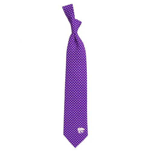 Kansas State Tie Diamante