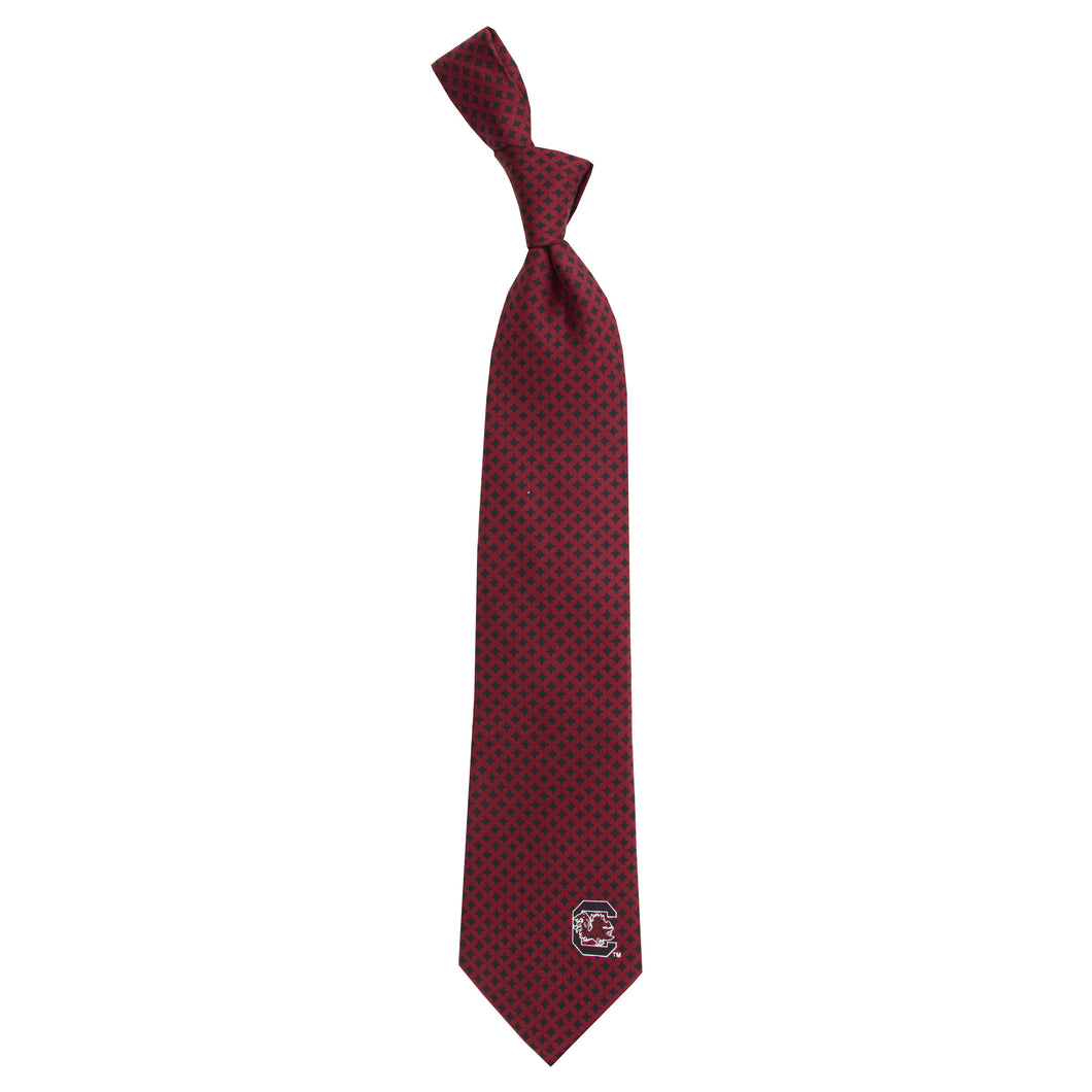 South Carolina Gamecocks Tie Diamante