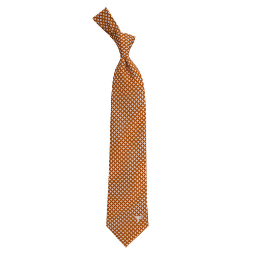 Texas Longhorns Tie Diamante