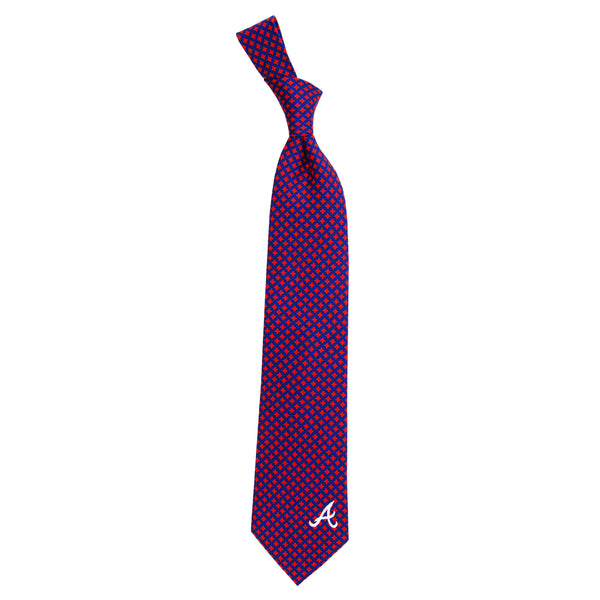 Atlanta Braves Tie Diamante