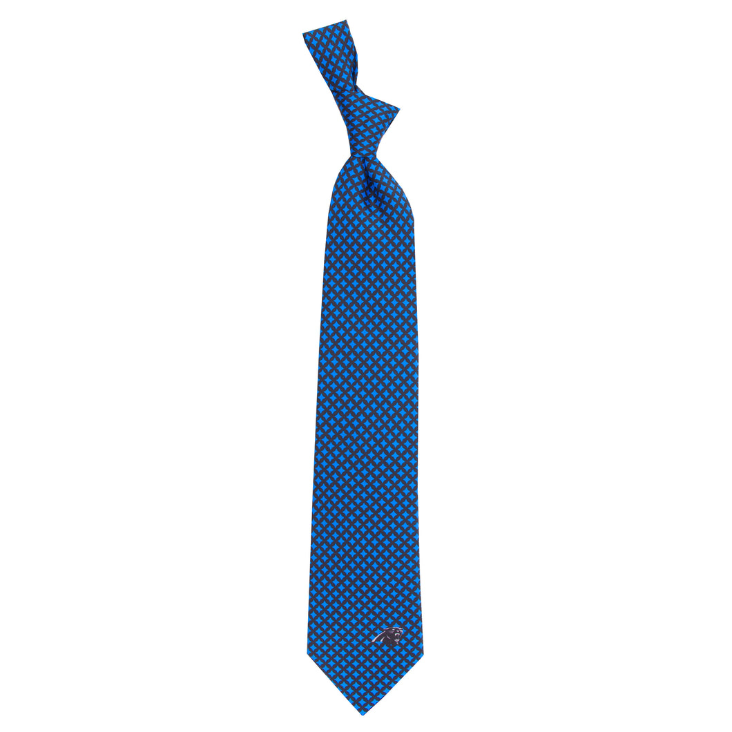Carolina Panthers Tie Diamante