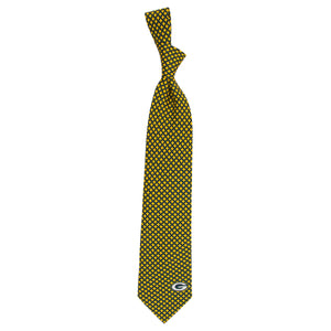 Green Bay Packers Tie Diamante