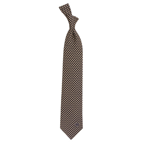 New Orleans Saints Tie Diamante