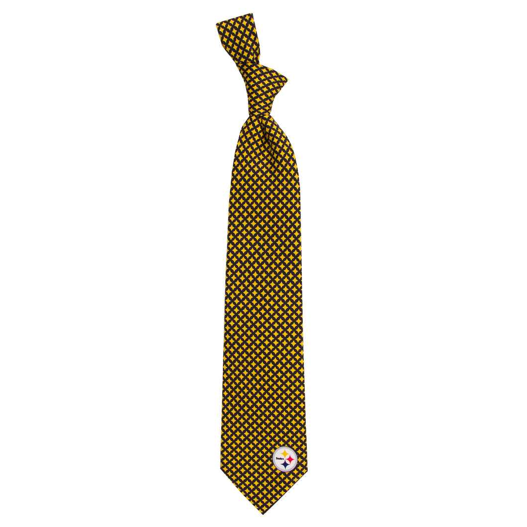 Pittsburgh Steelers Tie Diamante