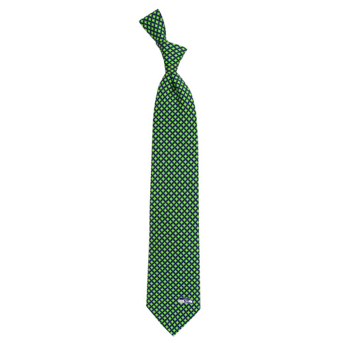 Seattle Seahawks Tie Diamante
