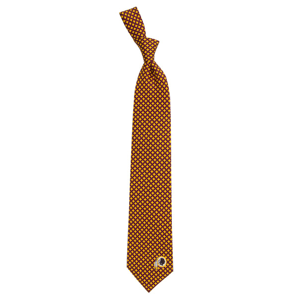 Washington Redskins Tie Diamante