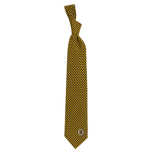 Bruins Tie Diamante
