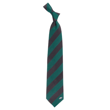 Philadelphia Eagles Tie Oxford Woven