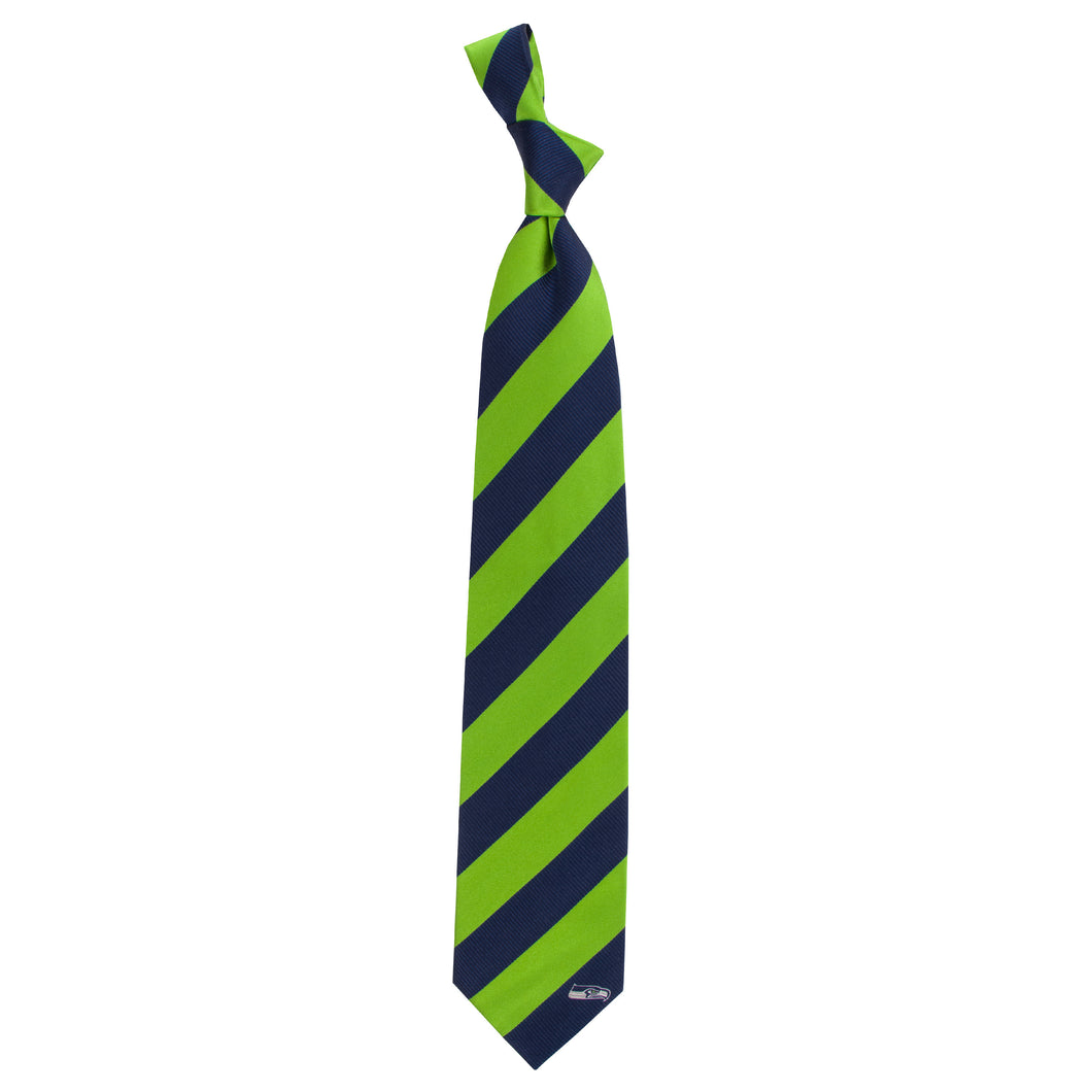 Seattle Seahawks Tie Regiment